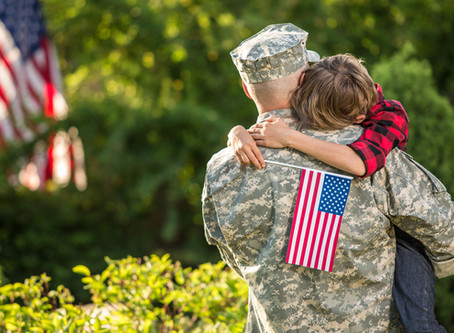 Military Divorce and Retirement: Some tough stuff