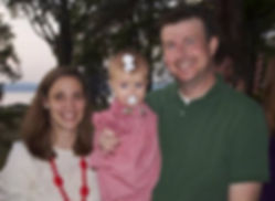 Bryan Ballew, Senior Associate Attorney, and his Family