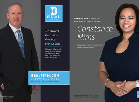 Beal Law Firm Adding Member