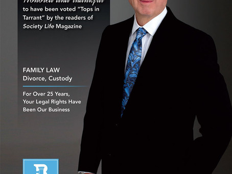 Beal Law Firm Makes Tops in Tarrant