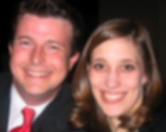 Bryan Ballew and his wife