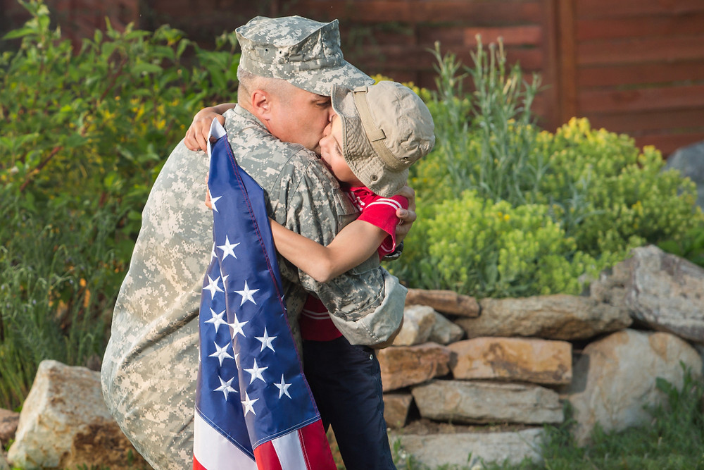 Military Family Law, Beal Law Firm