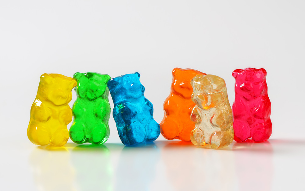 Gummy Bears = Beal Law Firm Blog