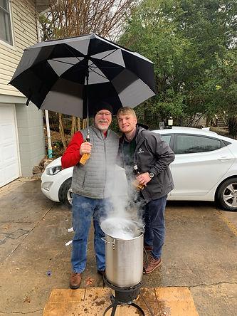 Dad & Adam T-Giving.jpg