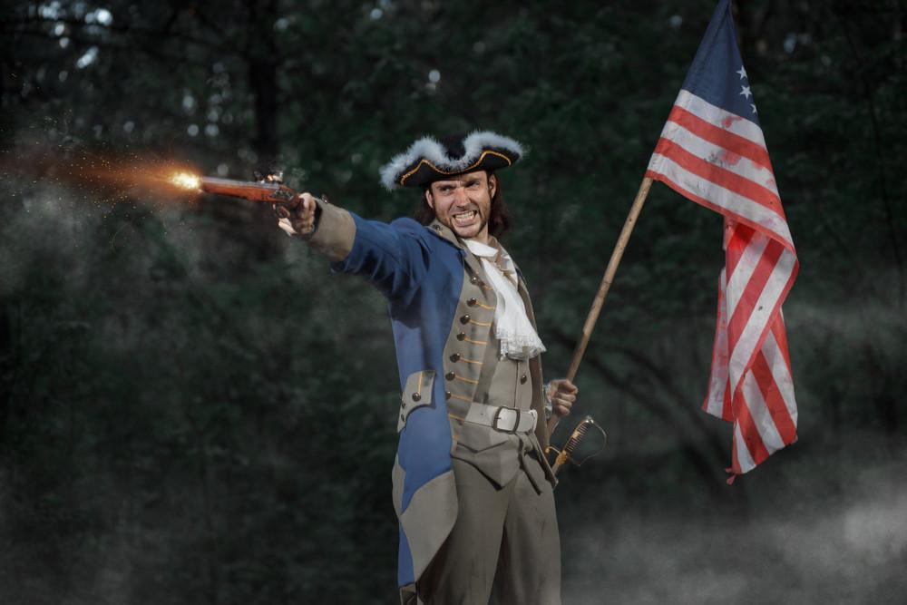 Revolutionary War Soldier - Beal Law Firm Blog