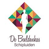 Logo_ De Beeldenkas_social wit 160x160pl