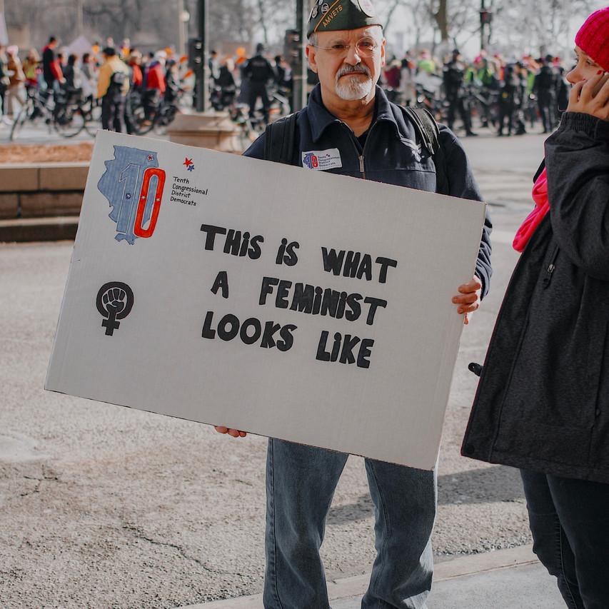 A Feminist