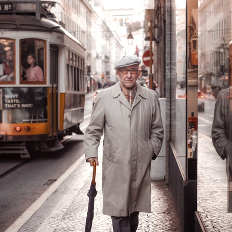 Notes About Street Photography in Lisbon and Porto, Portugal