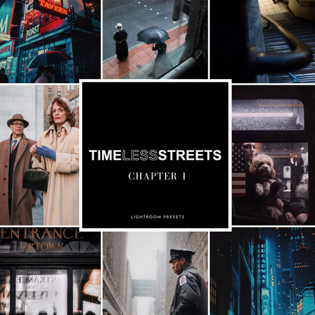 Timeless Streets presents Volume I of presets