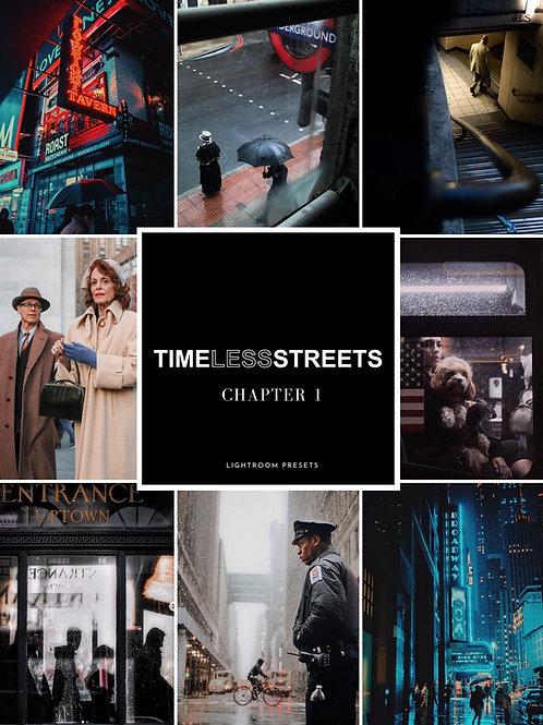 Timeless Streets Presets Volume I