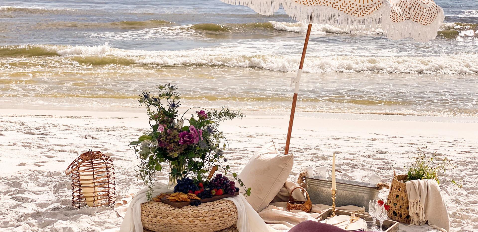 BEACH SOIREE PICNIC