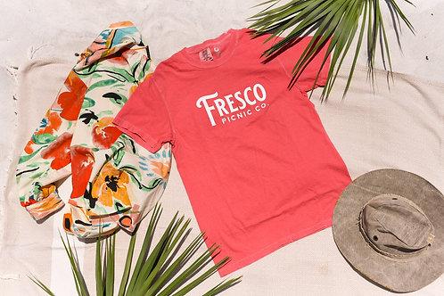 Fresco Logo T Shirt