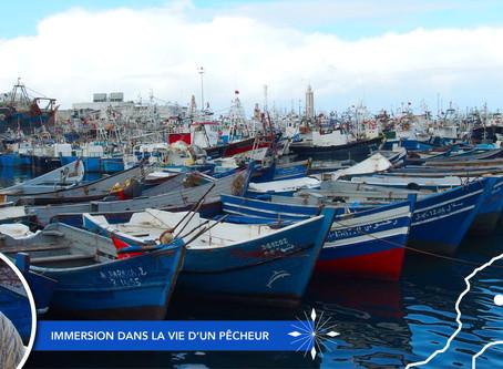 Une journée dans la vie d'un pêcheur de Tanger
