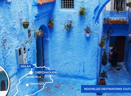 Asilah & Chefchaouen - Les 2 nouvelles destinations culturelles de l'été 2020