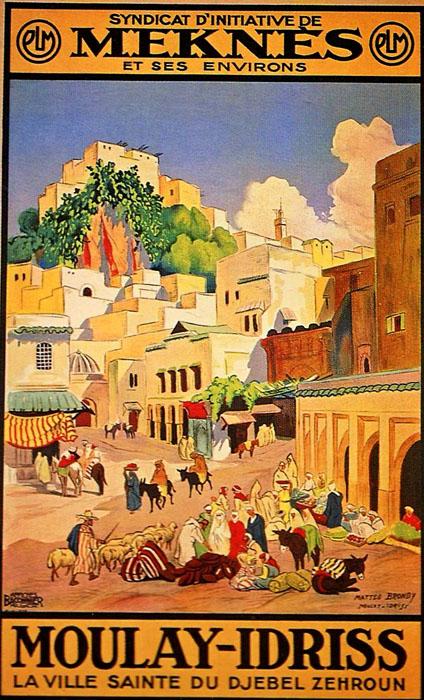 10. Maroc - Meknès