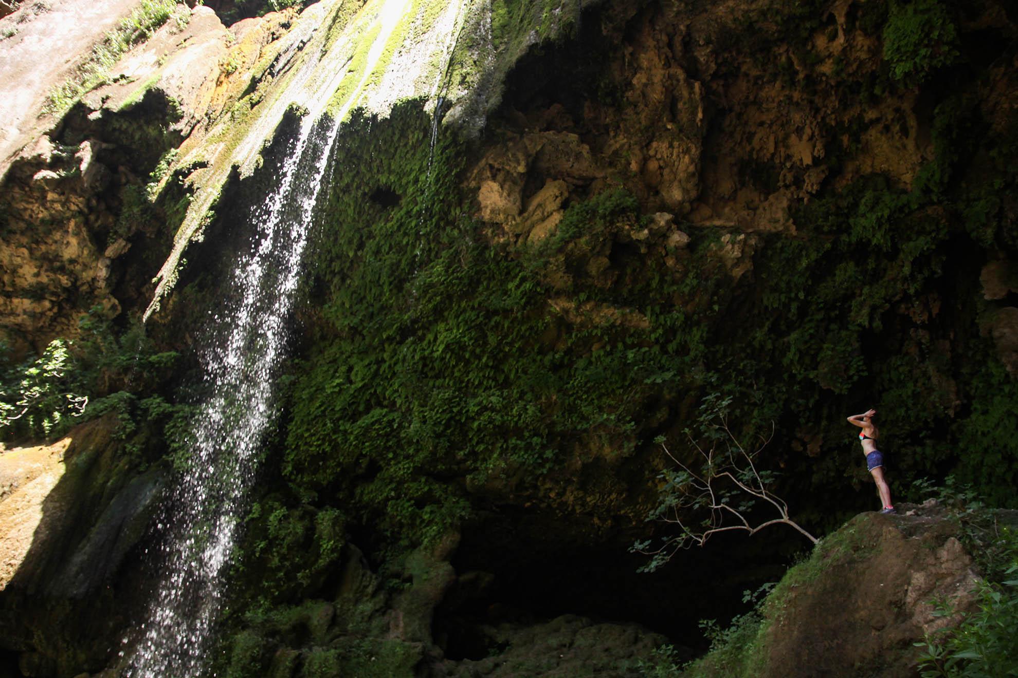Cascades d'Akchour, un paradis perdu