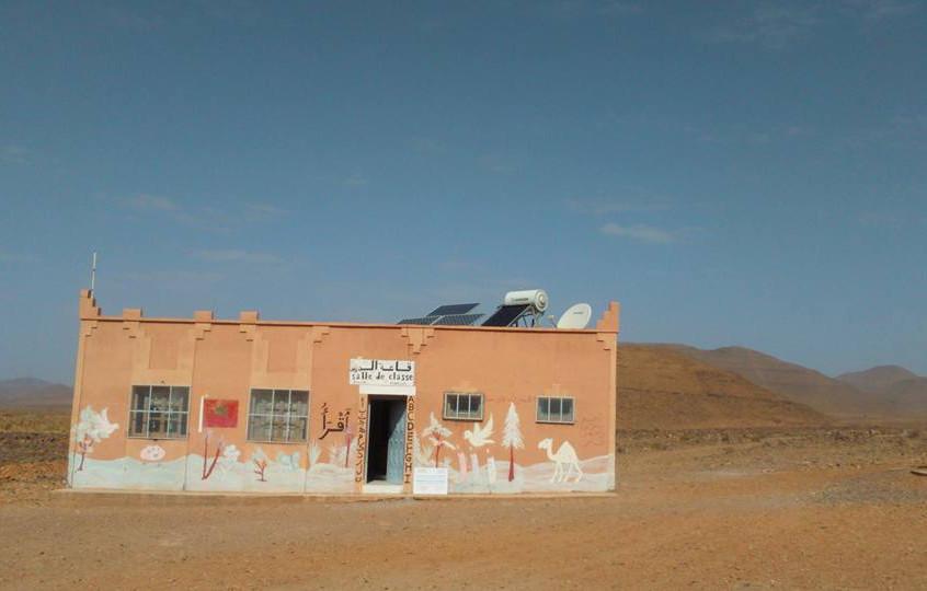 L'école Boutyousse au Maroc