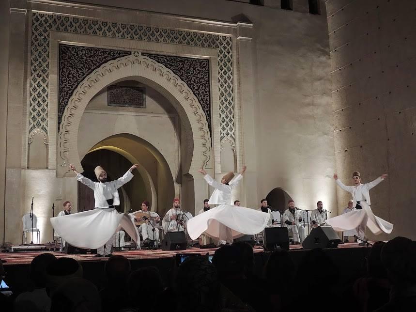 Festival musique soufie Fès - Photo Nadia Makhlouf