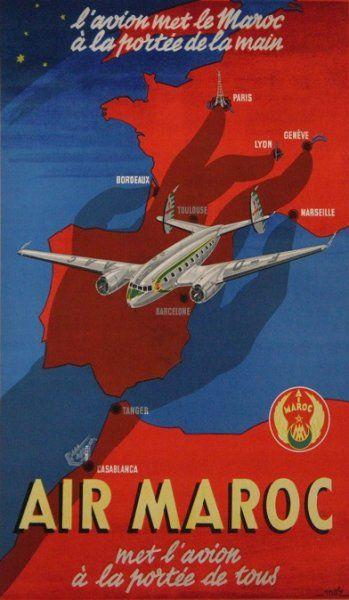 8. Maroc - Air France