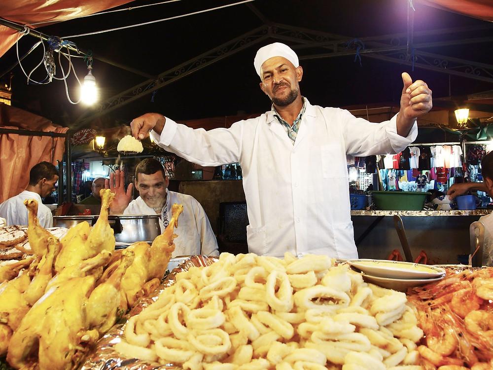 Chez Aïcha à Marrakech - Bienvenue