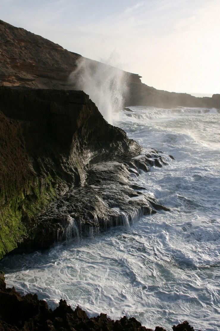 La mer Atlantique