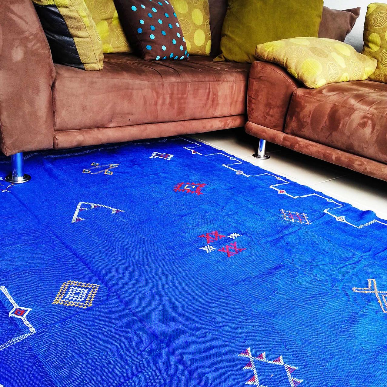 Mon tapis berbère