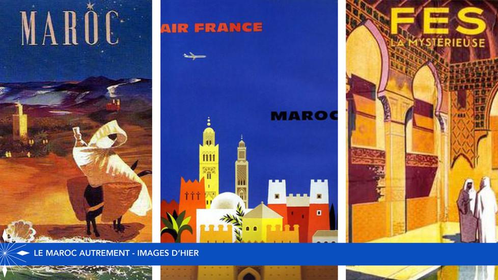 Les 14 plus belles affiches vintage du Maroc