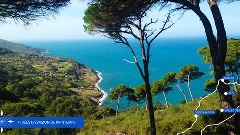 4 idées d'évasion de printemps au Maroc