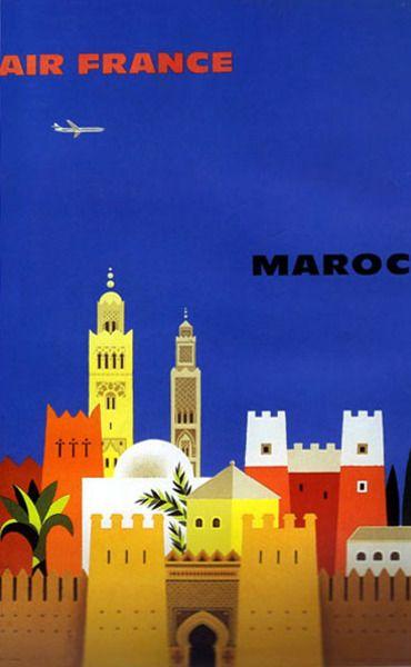 1. Maroc - Air France