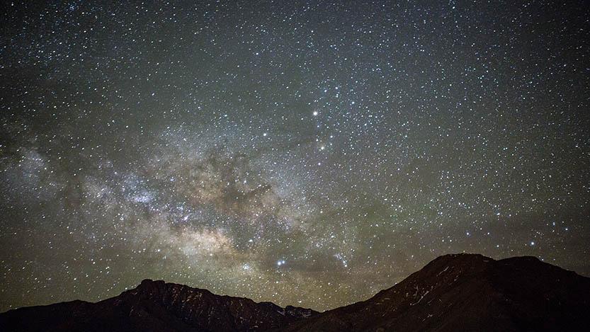 Observation des étoiles au Maroc
