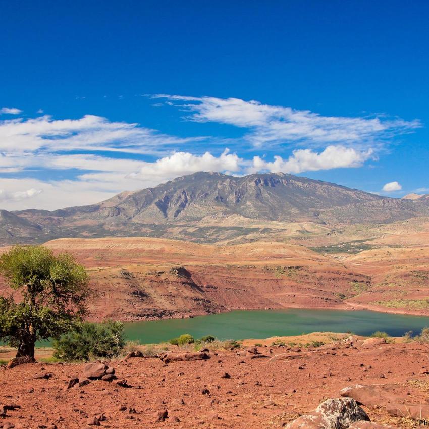 Lac de Bin El-Ouidane