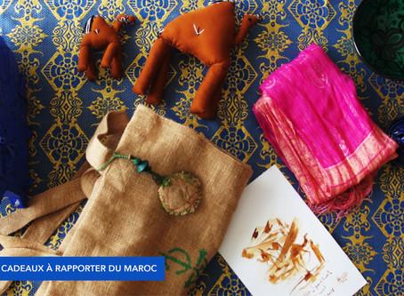 Idées de cadeaux originaux made in Maroc