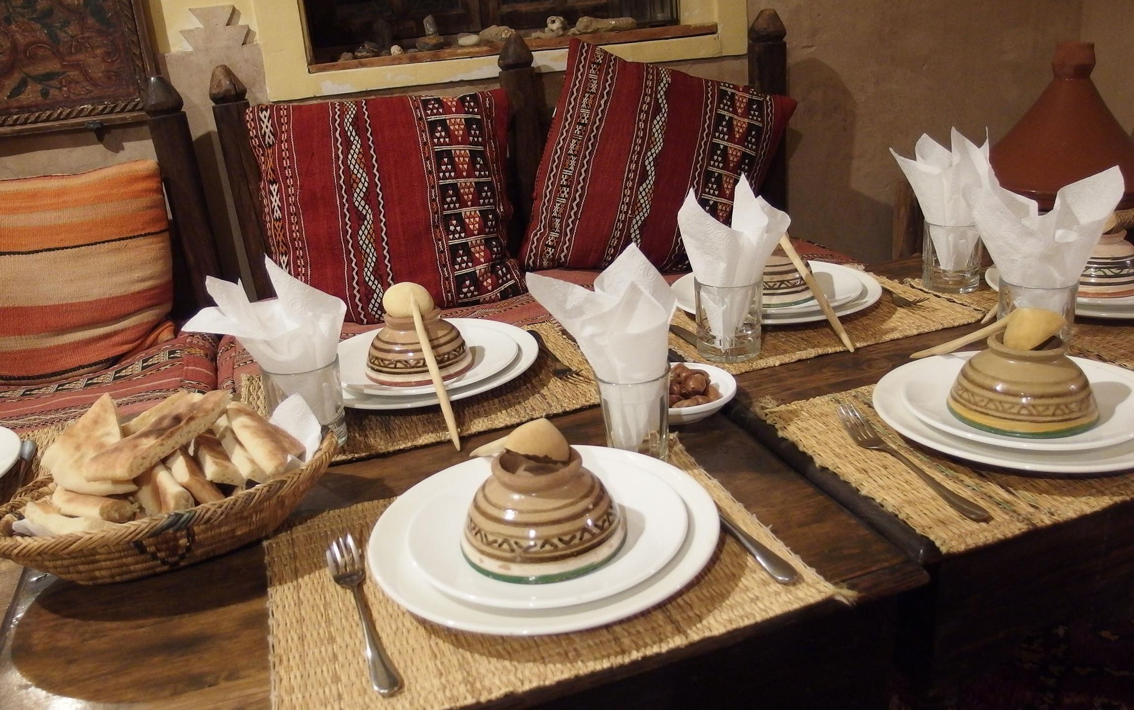 La table berbère