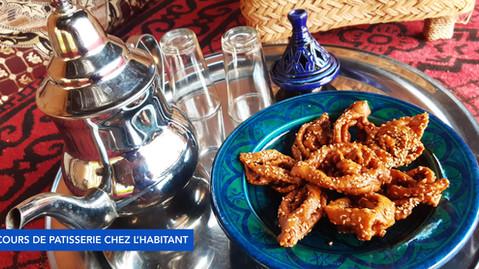 Recette des chebakia : la pâtisserie du ramadan