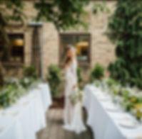 Wanderlust Weddings and Events Pittsburgh White Wedding