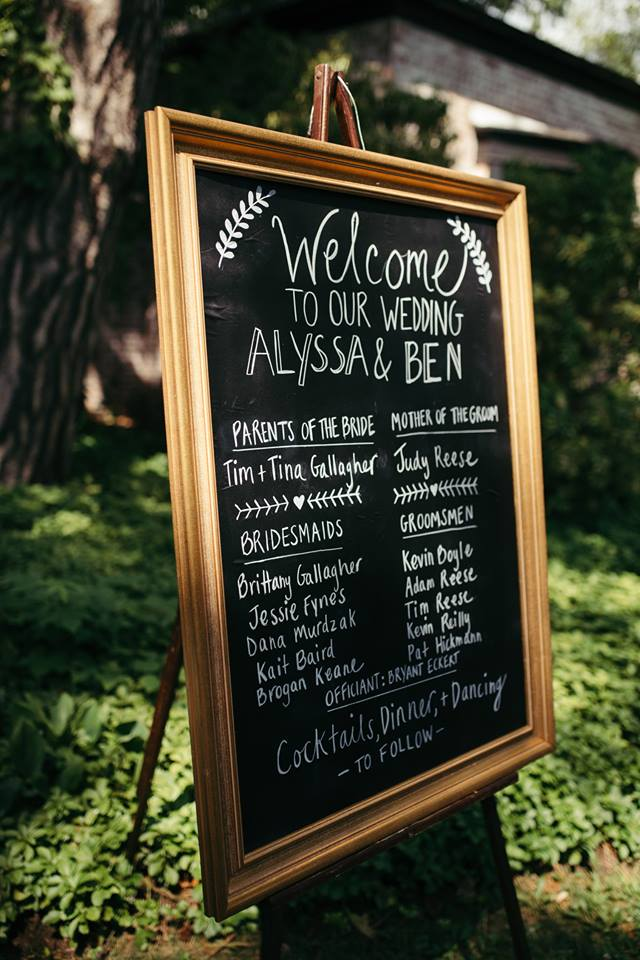Alyssa & Ben's Wedding