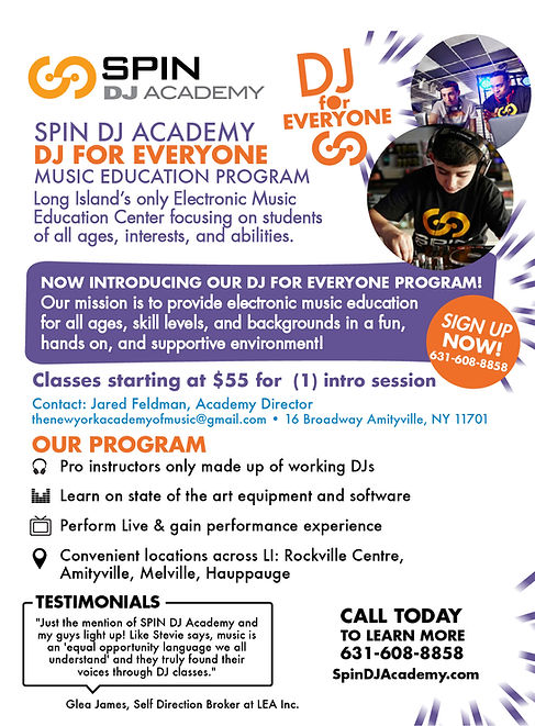 DJ For Everyone