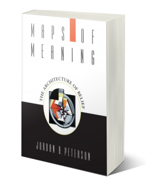 Maps of Meaning Book By Jordan Peterson
