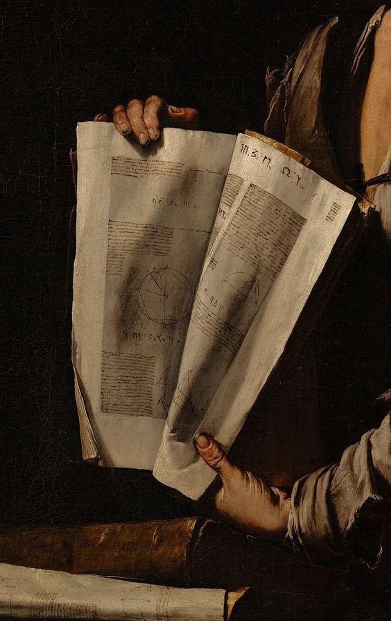 لوحة إقليدس لـ خوسيه دي ريبيرا