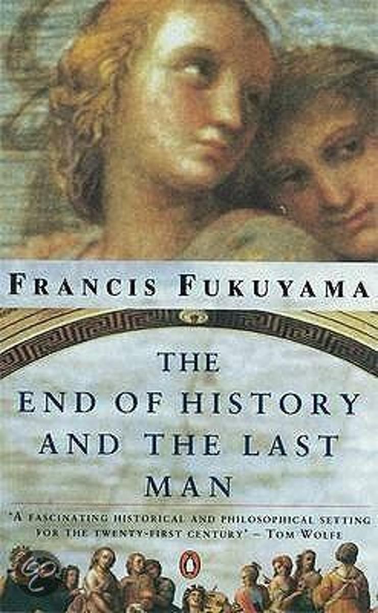 نهاية التاريخ والإنسان الأخير