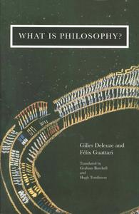 كتاب (ماهي الفلسفة) لجيل دولوز