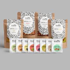 Khushtan : Branding and Packaging Design
