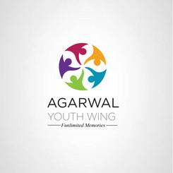 Agarwal Youth Wing : Logo Design