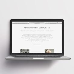 Photography Community : Visual Grammar