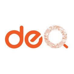 deQ : Logo Design