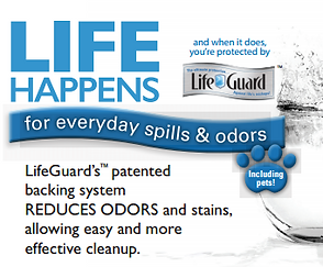 Shaw's Life Guard Waterproof Flooring