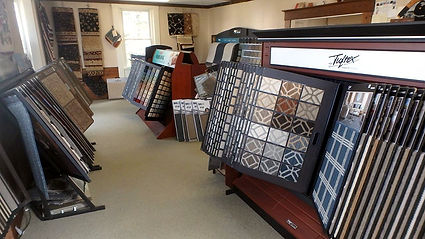 Gray's Carpet Center Northborough MA Showroom