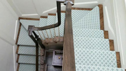 turquoise-stair-runner-install