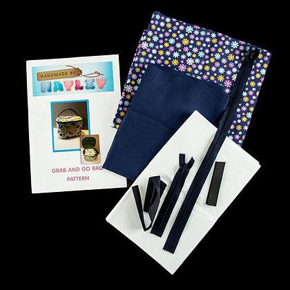 Grab and Go Medium Bag Kit - Flowers