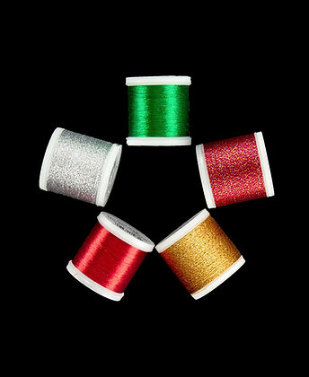 Lucky Dip Madiera Decorative Threads x 5